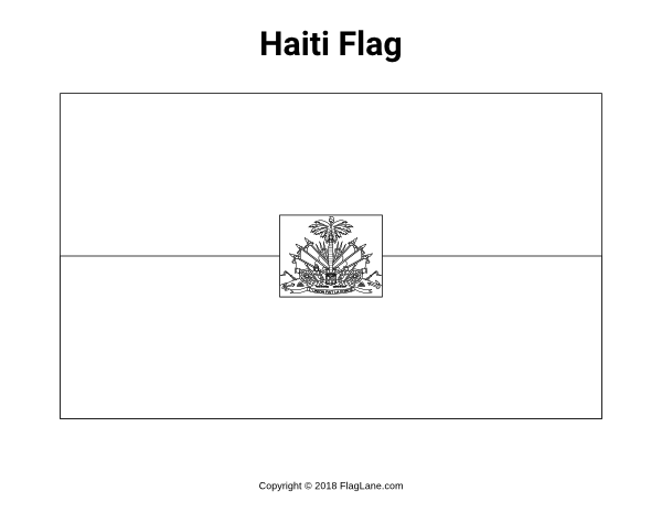 Free Printable Haiti Flag Coloring Page Download It At Https Flaglane Com Coloring Page Haitian Flag Flag Coloring Pages Haiti Flag Haitian Flag