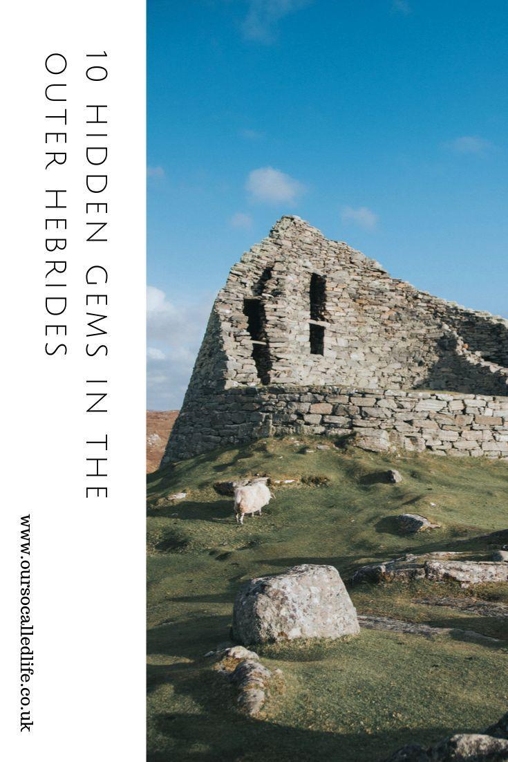 10 Hidden Gems In The Outer Hebrides!