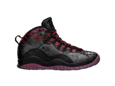 586504003be862 Daniel s Nike x Doernbecher Air Jordan 10 Retro - Black Gym Red ...