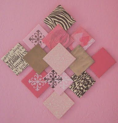 Love this DIY wall decor idea for teen rooms! Check out ...