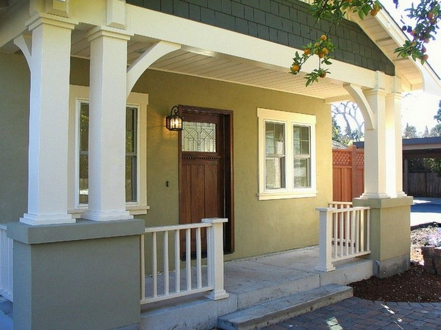 24 Awesome Craftsman Exterior Trim Images House Exterior House Designs Exterior Craftsman Style House Plans