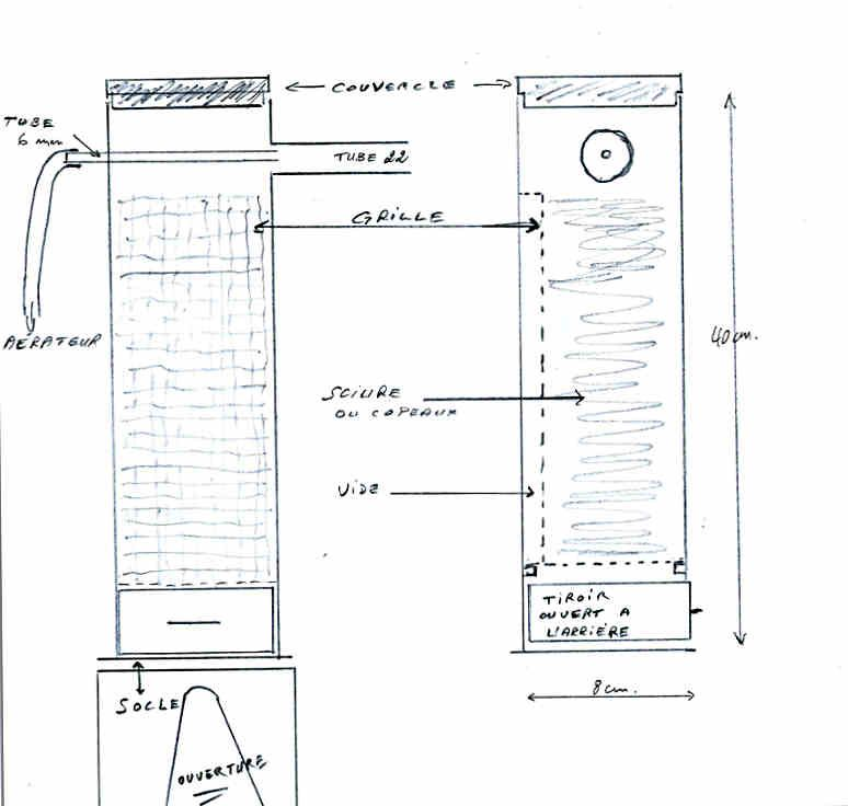 la production de fum e fumoir pinterest fumoir. Black Bedroom Furniture Sets. Home Design Ideas