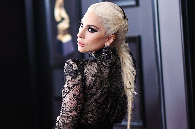 The Story Behind Lady Gagas Victorian Era Inspired Grammys