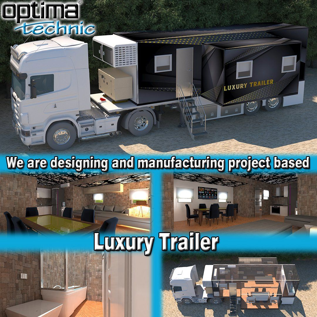 Optima Technic Optimatechnic Twitter Technical Recreational Vehicles Manufacturing
