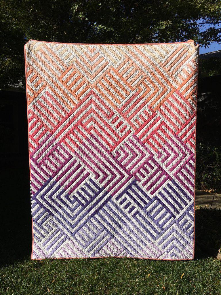 Interwoven Quilt Pattern – Lo & Behold Stitchery