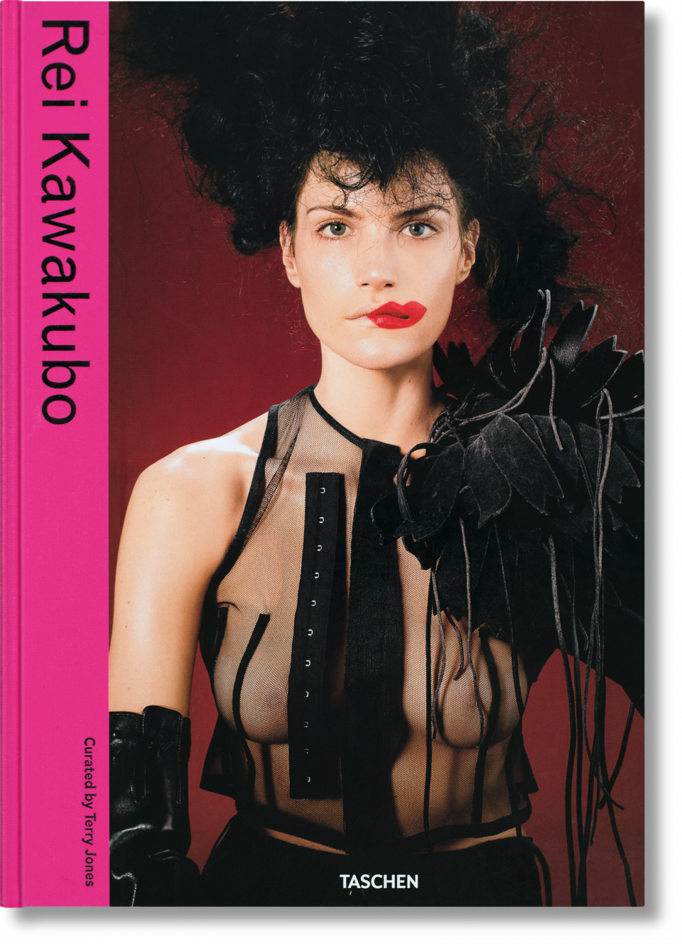 rei kawakubo book (published by Taschen)