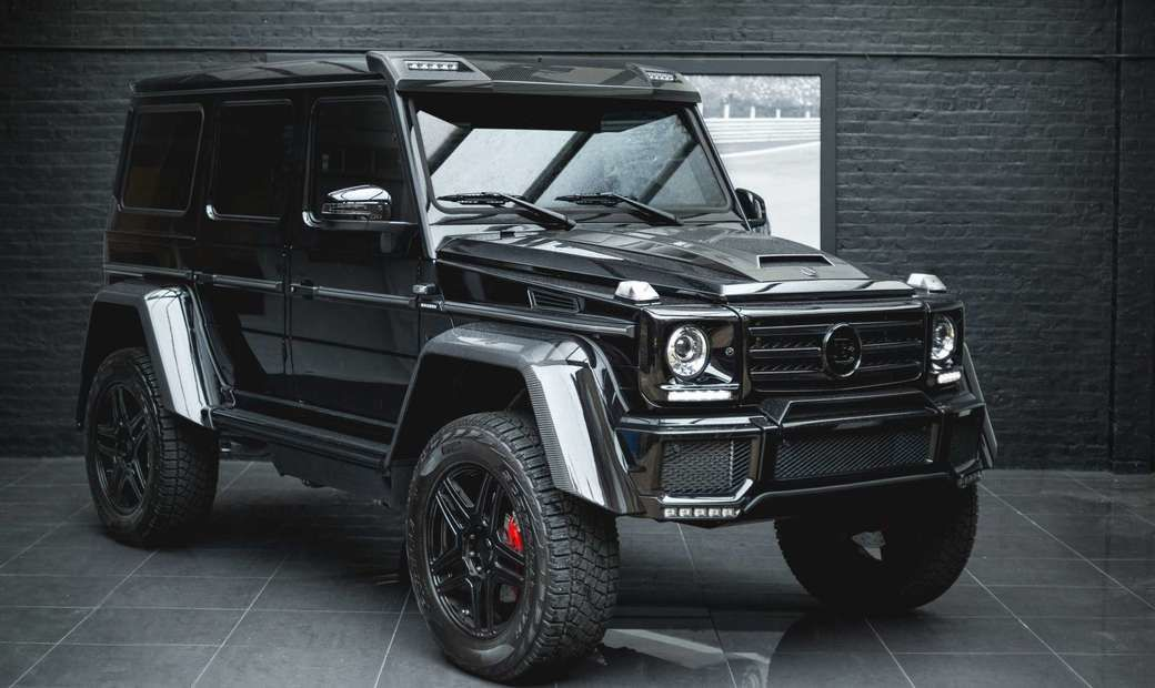 2016 Mercedes Benz G 500 In London United Kingdom For Sale On