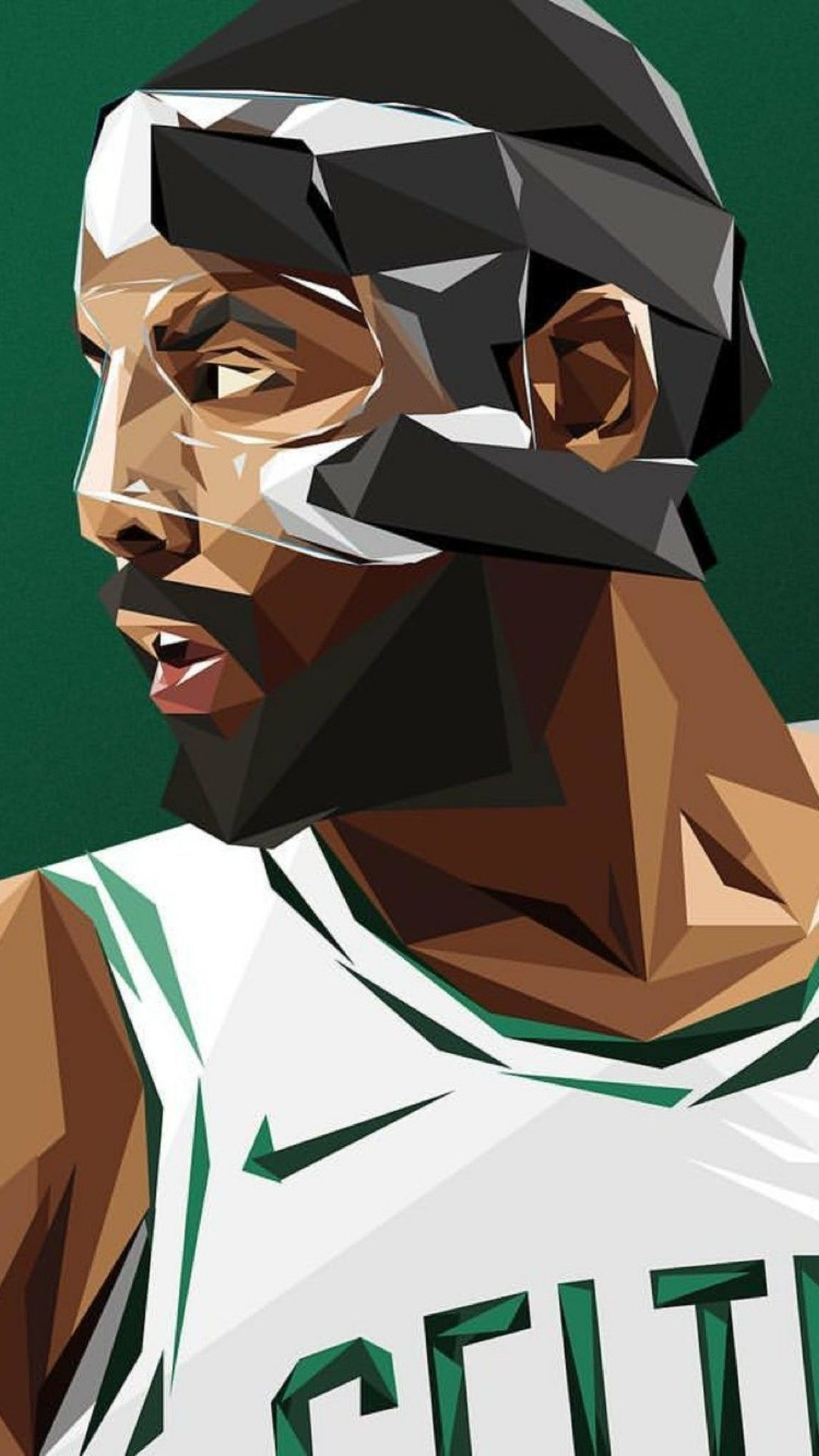 Cartoon Nba Wallpaper Hd In 2020 Nba Mvp Irving Wallpapers Nba Wallpapers