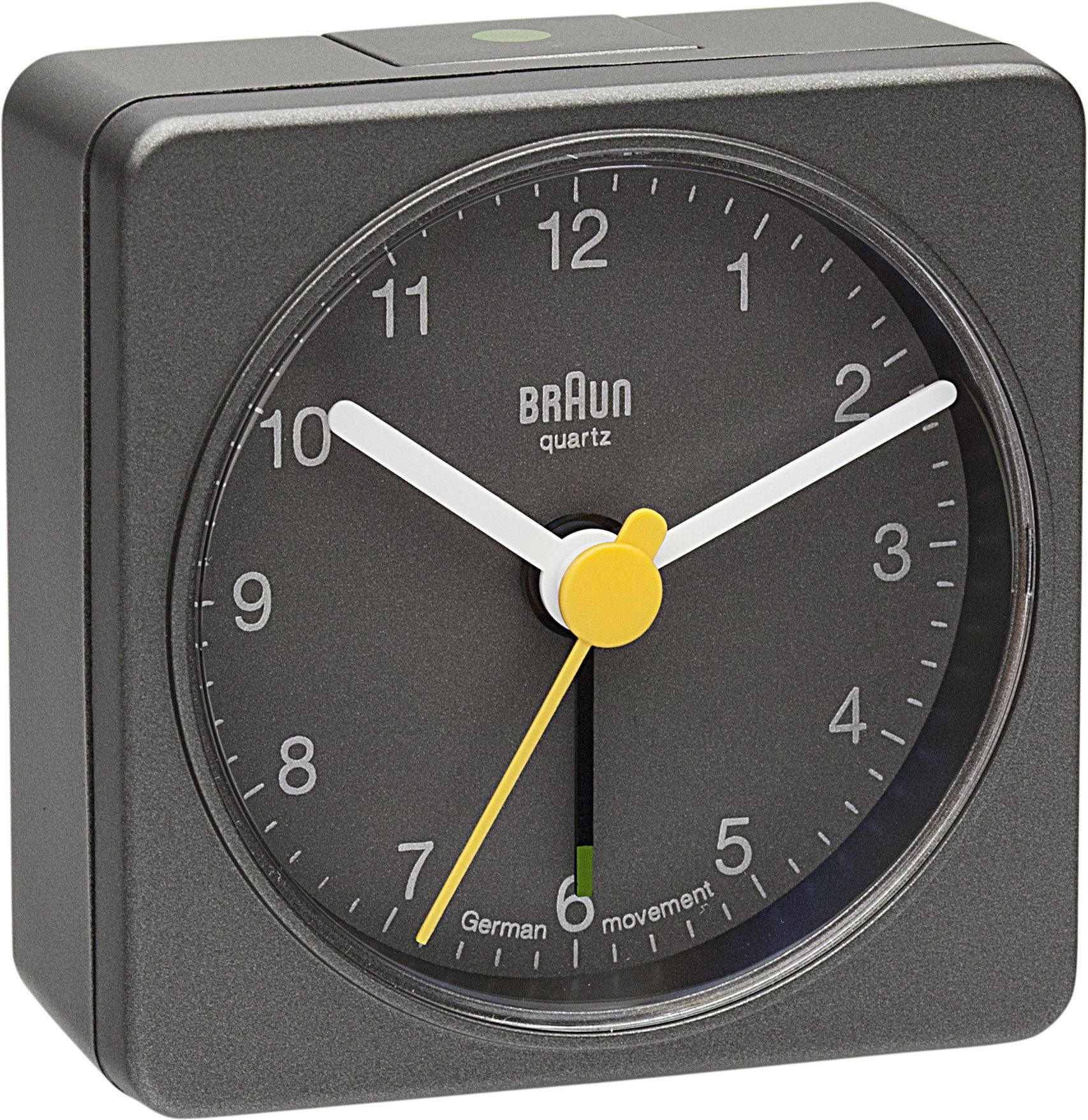 Braun BNC002GYGY mantel / table clocks