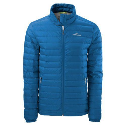 66228f52d Kathmandu Heli Mens Lightweight Duck Down Coat Warm Puffer Jacket v2 ...