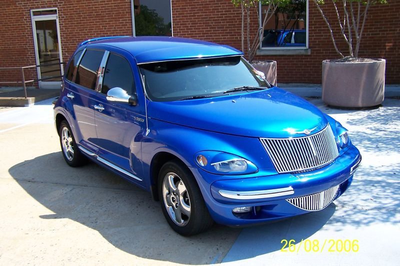 chrysler pt cruiser touring edition customized cool pt cruisers pinterest. Black Bedroom Furniture Sets. Home Design Ideas