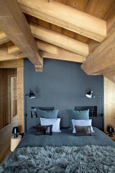 12 chambres sous combles qui donnent des idées déco | Déco | Chambre ...