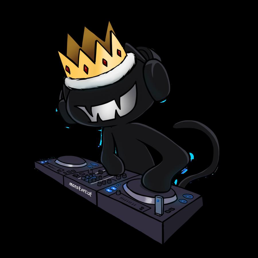 Monstercat Dj Commision By Petirep D5kaxqq Png 900 900 Cool Desktop Wallpapers Daft Punk Electronic Music