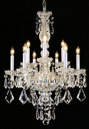 Bohemian Crystal Chandelier Vintage Collection 6 3 Lights Bebe