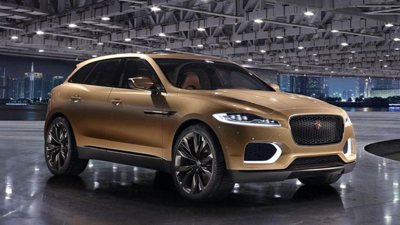 Jaguar To Follow Up With Larger J Pace Crossover Crossover Cars Jaguar Jaguar Car