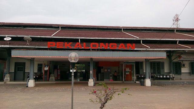 Praktek competitive advantage dari tukang ojek depan stasiun kota Pekalongan.