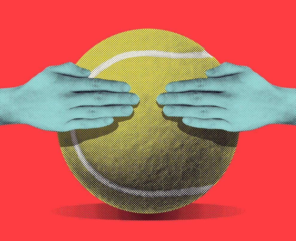 The Tennis Racket Tennis racket, Tennis, Detective