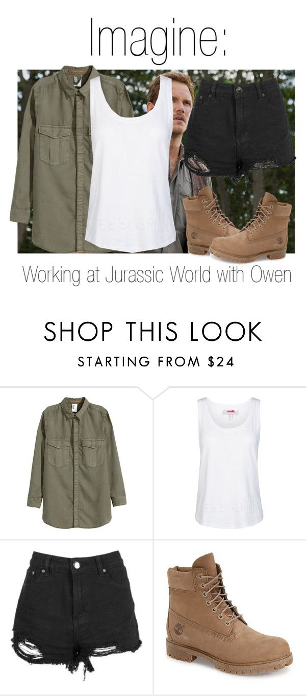 Imagine Working At Jurassic World With Owen Grady Fandom Fashion Cool Outfits Clothes Design