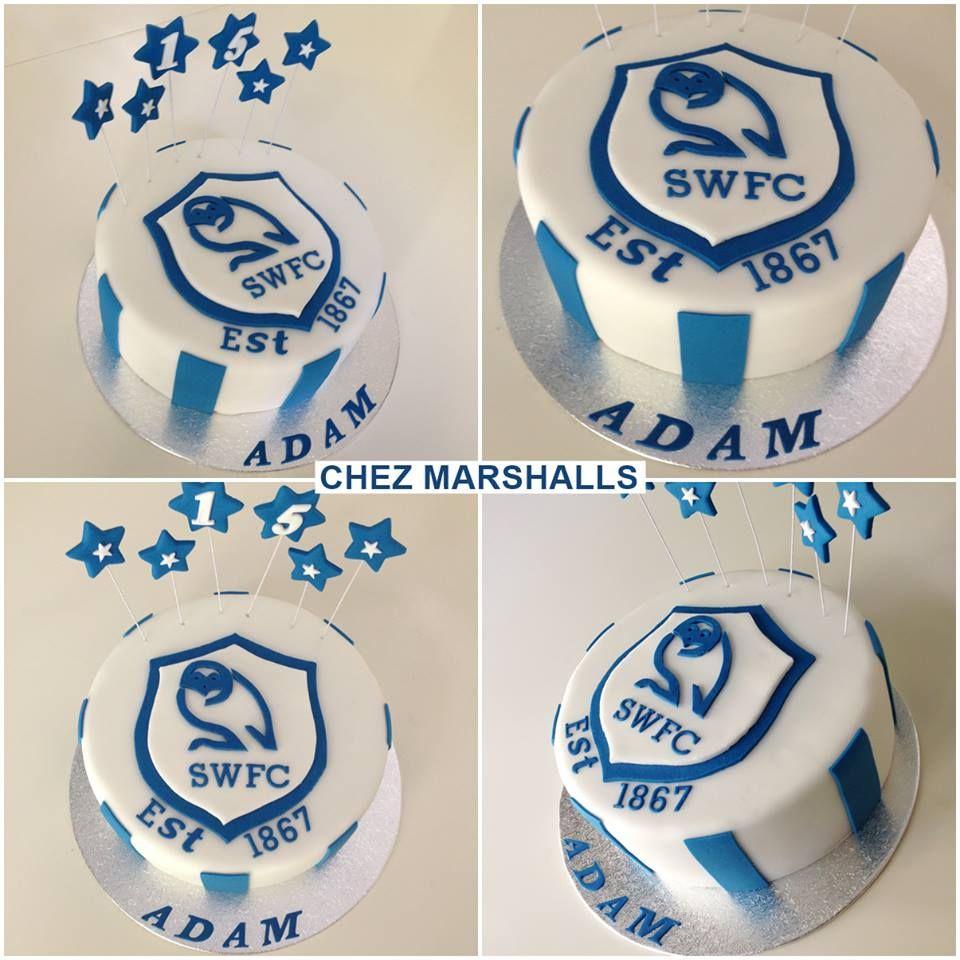 Sheffield Wednesday Cake Ideas