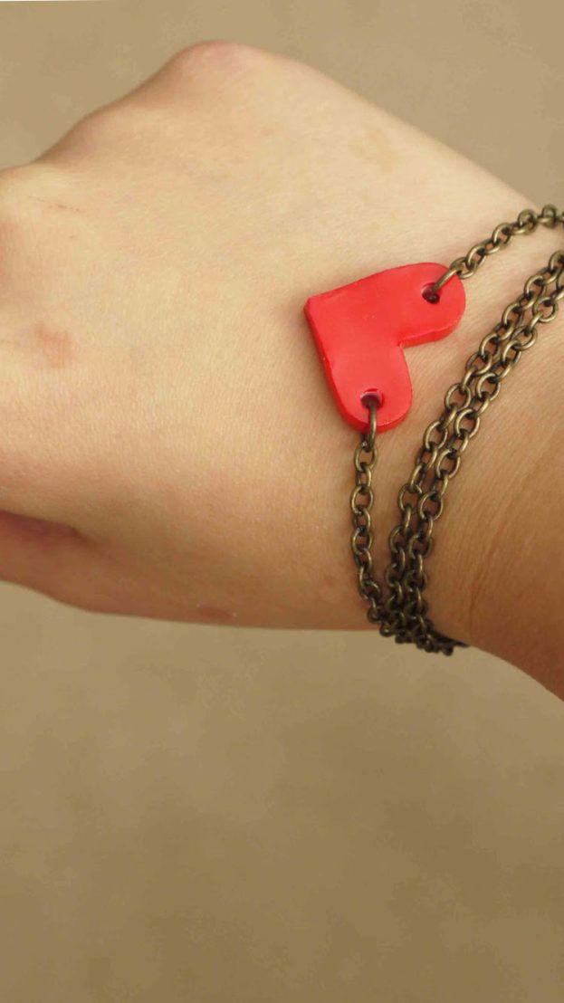 افضل خلفيات ايفون 7 صور للبنات للتحميل عالم الصور Heart Charm Heart Charm Bracelet Tiffany Heart