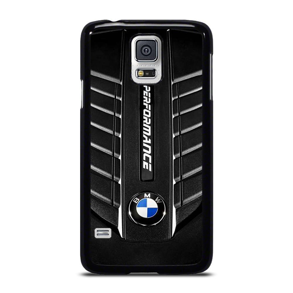 BMW CAR LOGO ENGINE Samsung Galaxy S5 Case Cover Galaxy