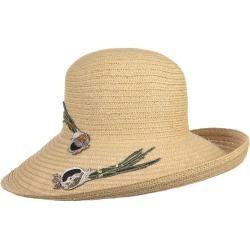 Photo of Mayser Sabina cappello floscio cappello da donna cappello di paglia cappello estivo cappello da sole Mayser