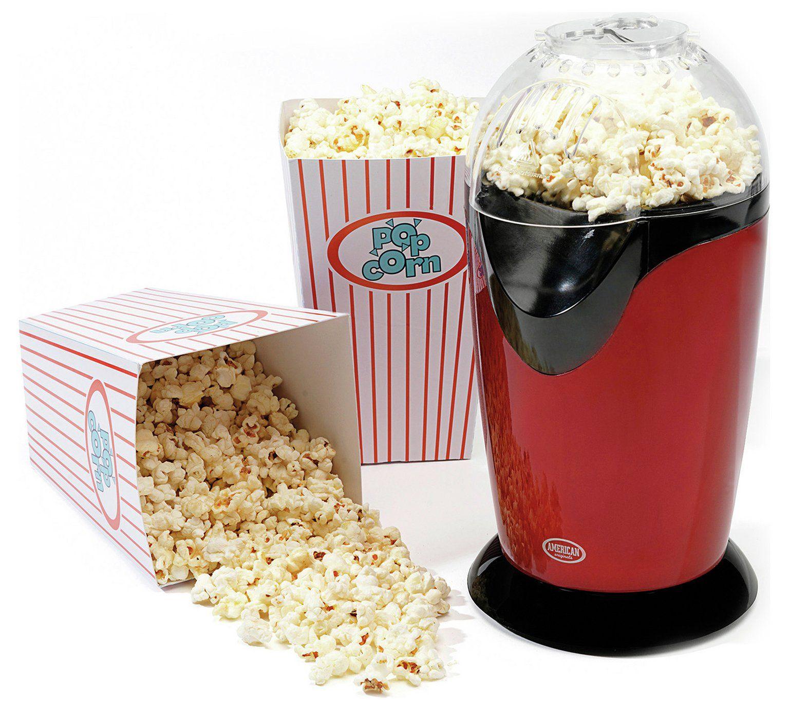 American Originals Popcorn Maker | Air popcorn maker ...