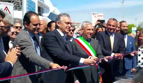 Viareggio: siglato un accordo triennale per la Nautica d'Eccellenza in Versilia