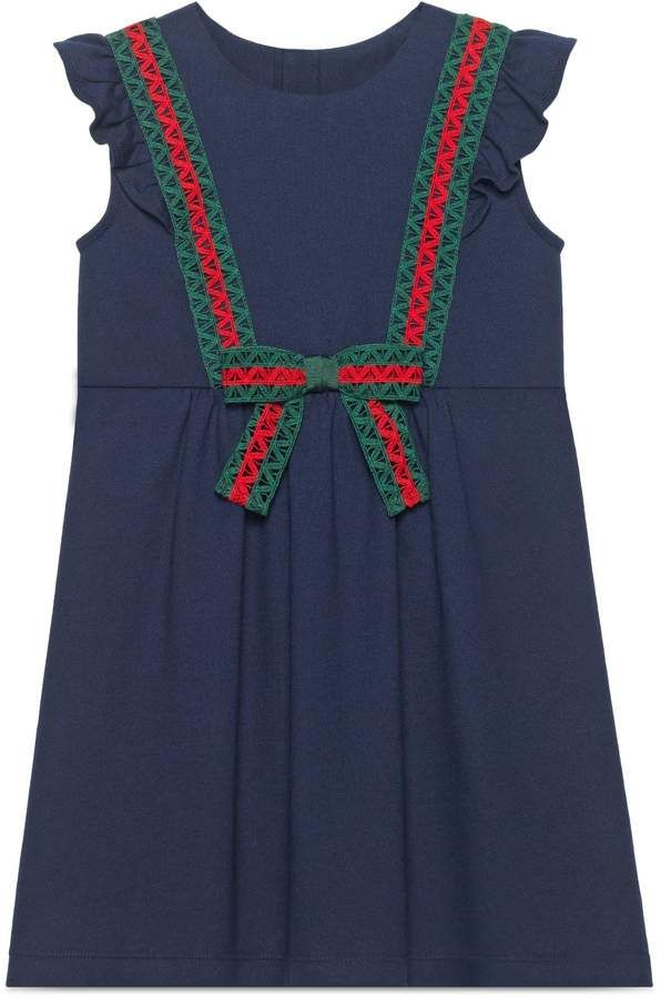 22b4fece3c9 Children's cotton dress with Web #red#Green#Web | home fashion ...