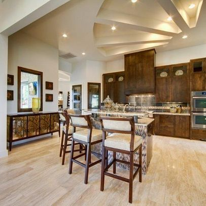 Austin Home Dark Wood Cabinets Design Ideas Pictures Remodel And Delectable Austin Home Remodeling Decor Design