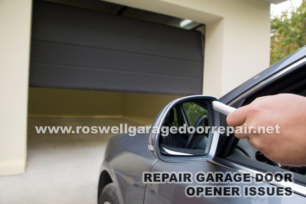 Garage door installation image by Roswell GarageDoorRepair