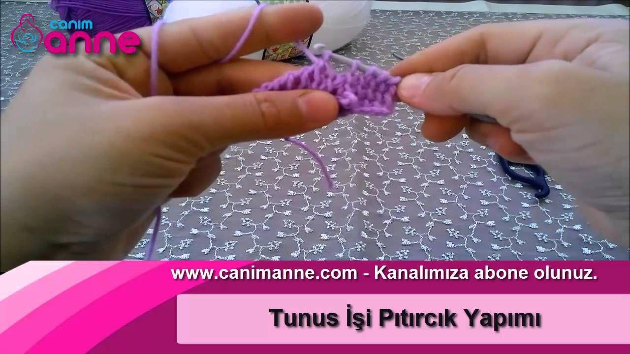 Tığ İşi Apaçi Örgü Modeli Yapımı Türkçe Anlatımlı Videolu