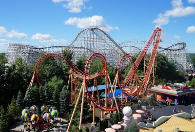 9 12 13 Six Flags Go Big Go Six Flags Travel Around The World Best Vacations Cool Places To Visit
