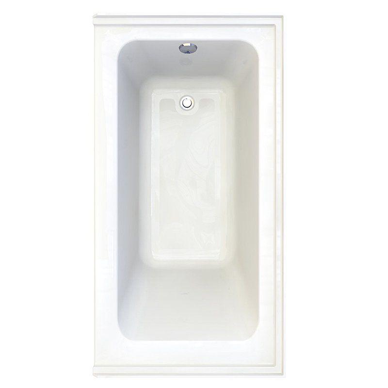 American Standard 2945 Studio Integral Apron Bath Drop-In Tub ...