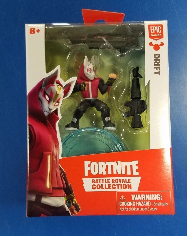 Fortnite Battle Royale Collection Drift Figure In Hand Fortnite