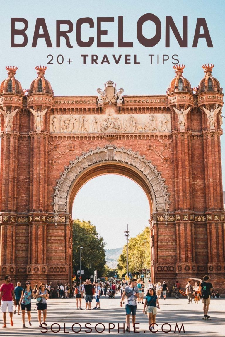 Visit Barcelona: Here are some Barcelona tips you should know before visiting the Catalonia capital for the first time, Spain, Europe