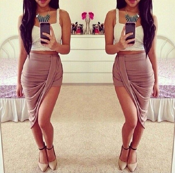 Skirt | Skirts, Black cream and Search