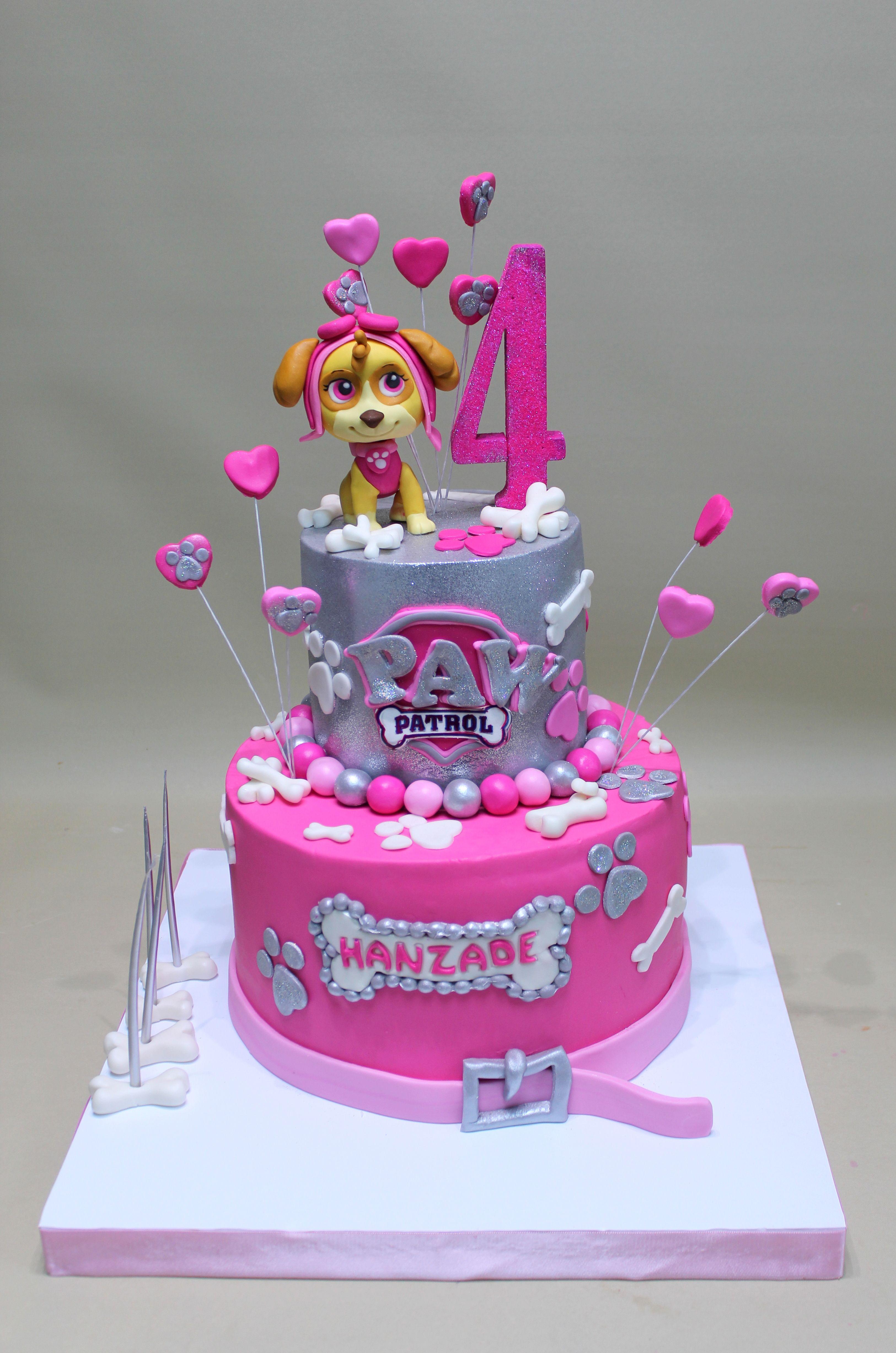Paw Patrol Skye Cake Paw Patrol Birthday Cake Paw Birthday Skye Paw Patrol Cake