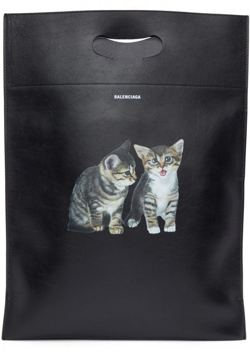 Balenciaga Kitten Bag Via Shop It To Me Balenciaga Kittenbag Balenciagakittenbag Balenciagacat Logomania B Small Kittens Balenciaga Balenciaga Handbags
