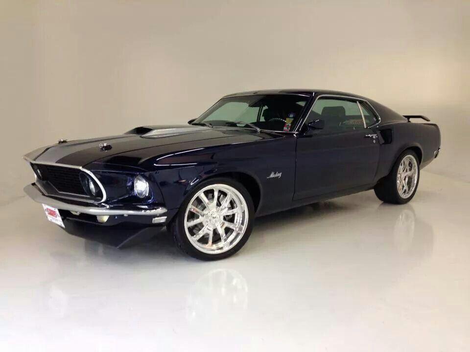 1969 Ford Mustang Ruedas Coches Autos Y Motocicletas Y Autos