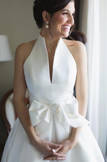 Rikki from USA ❤ JESUS PEIRO bride   Wedding Inspiration ...