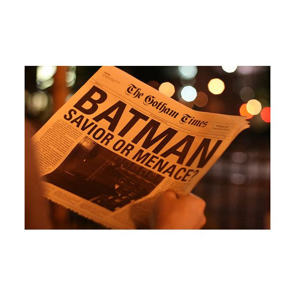 you're the only light i've ever known ❤ liked on Polyvore featuring batman and pictures