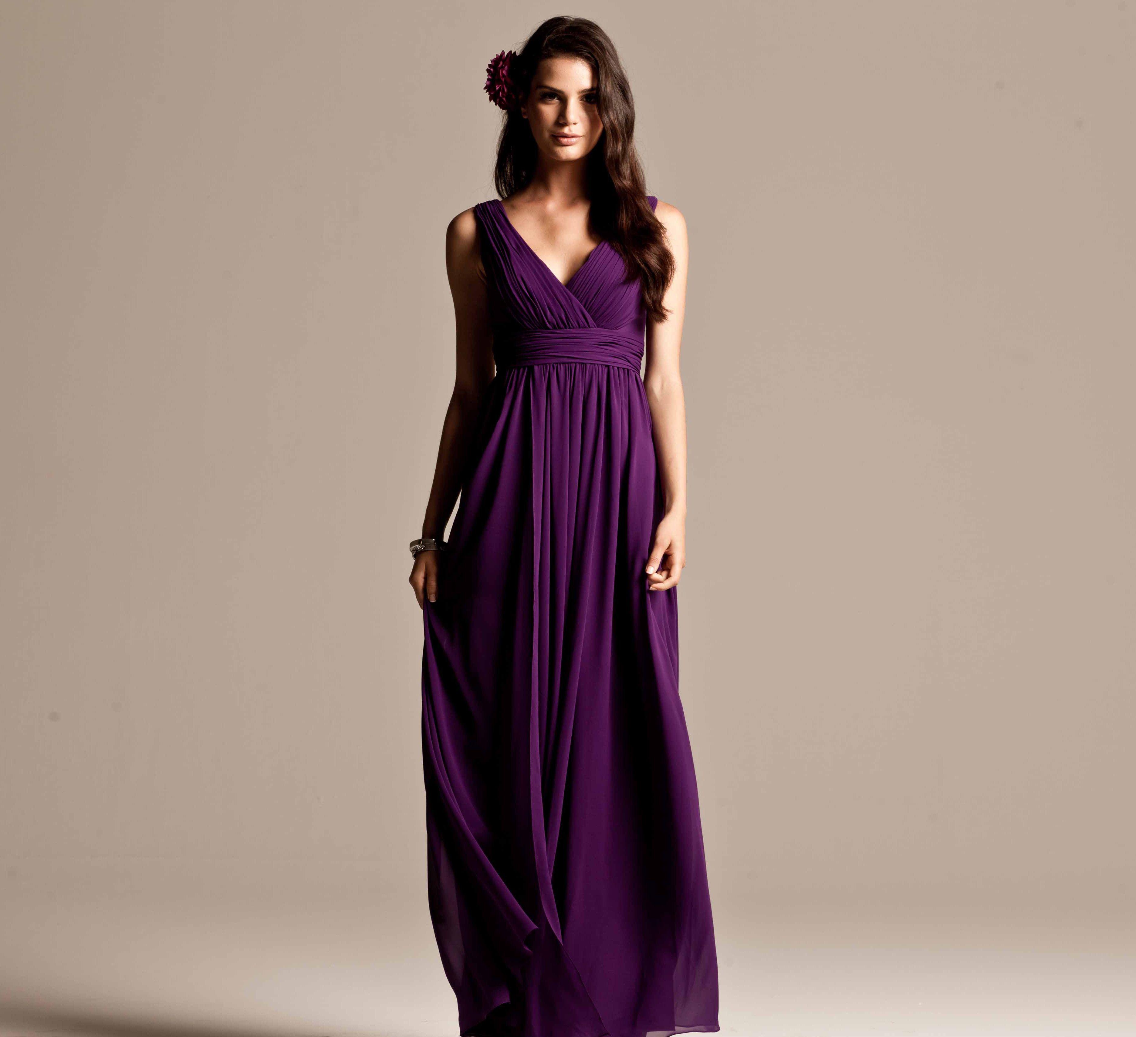 997a93e7a9317 Zara purple #bridesmaid #dresses Natasha Millani 2013  http://www.natashamillani