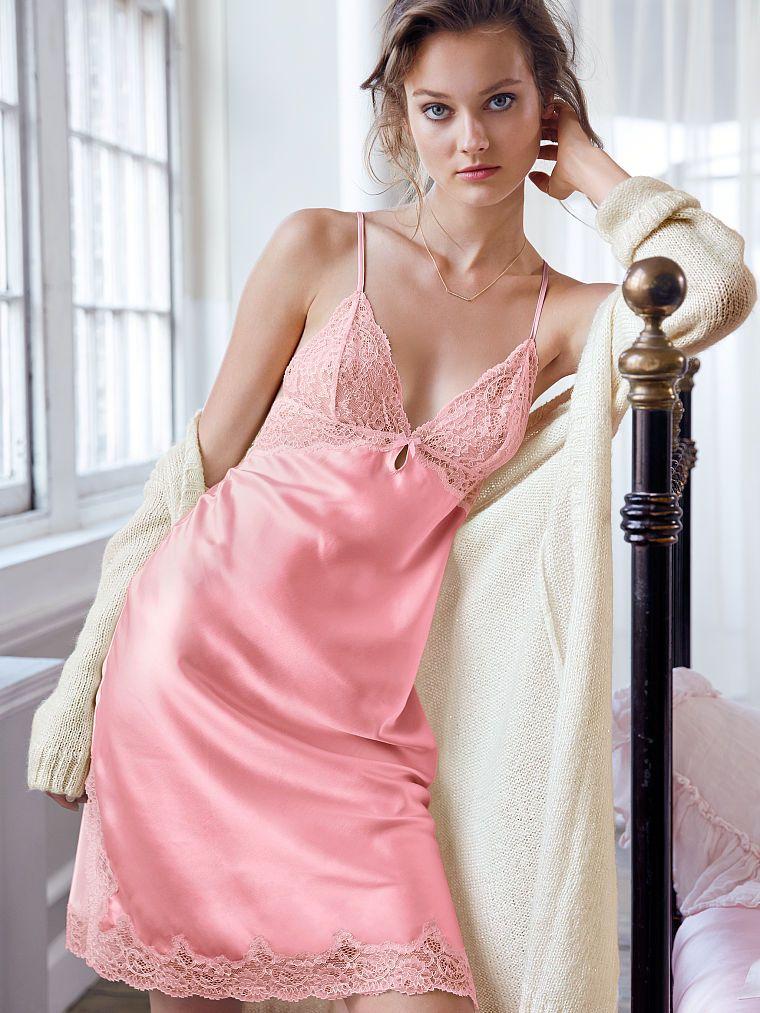 Satin Slip - Dream Angels - Victoria\'s Secret | Dreams of Satin ...