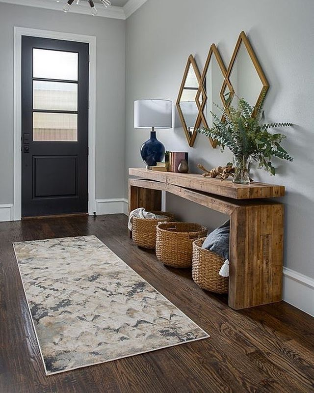 Pin By Eve Armstrong Foyer Table On Hallway Ideas In 2020