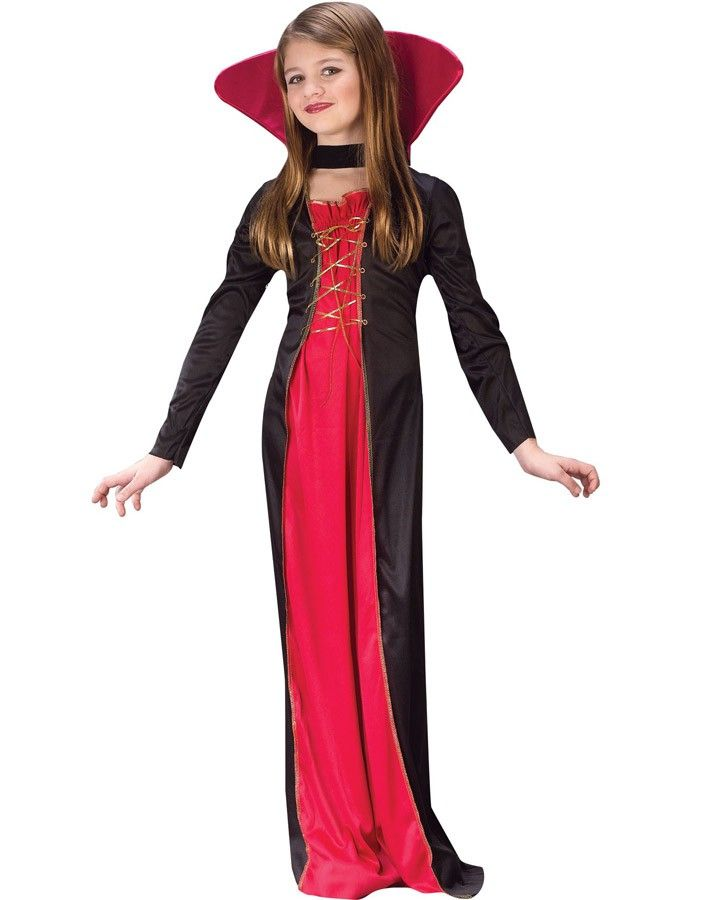 VAMPIRESS COLLAR /& CHOKER SET VAMP VAMPIRE GOTHIC HALLOWEEN COSTUME ACCESSORY