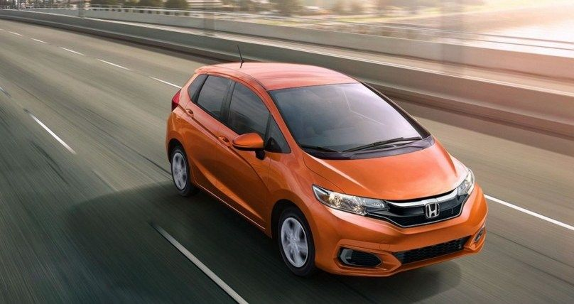 2019 Honda Fit Turbo With Images Honda Fit Best Small Cars Honda Jazz
