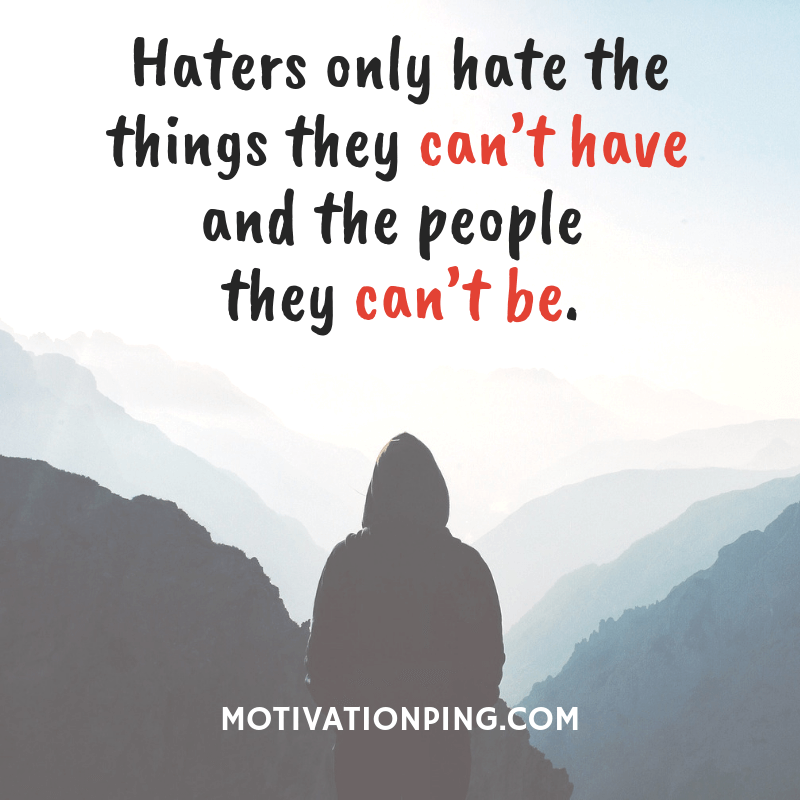 Hater Quotes Sayings About Jealous Negative People Quotes About Haters Negative People Quotes Jelous Quotes