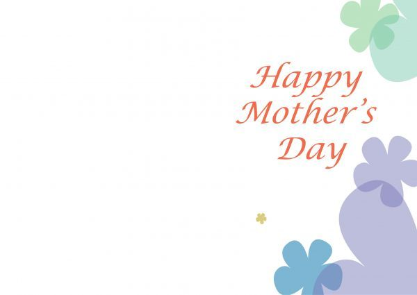 Mothers Day Cards Templates To Colour Mothers Day Cards For Kids Mothers Day  Printable Cards