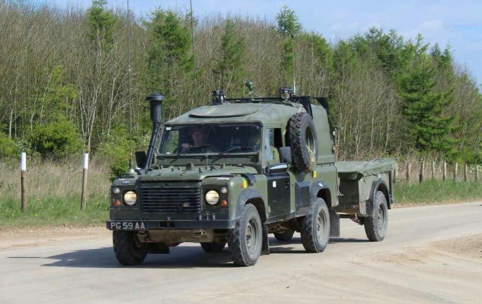 Pin By Gavin Holroyd On Land Rovers Jeep Military Vehicles